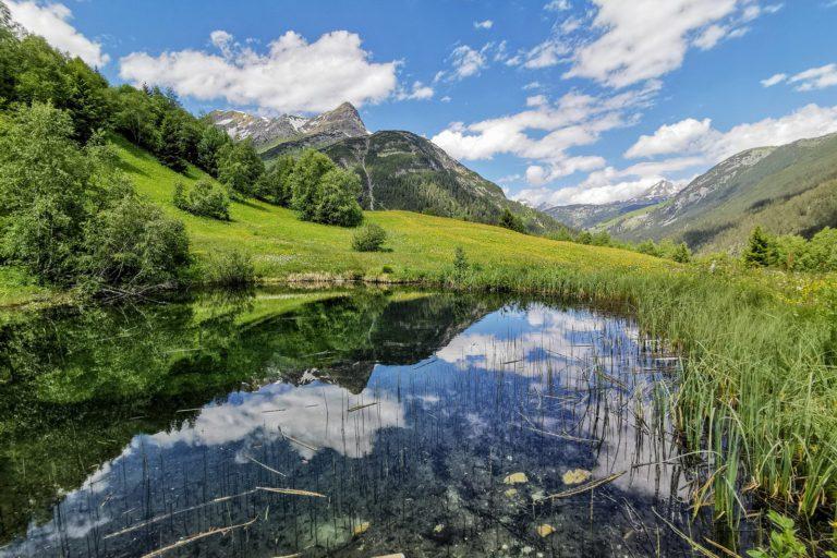 Sommerurlaub im Lechtal